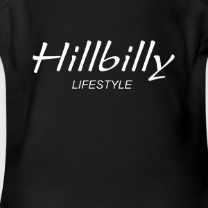 Hillbilly - Short Sleeve Baby Bodysuit