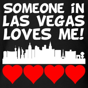 Someone In Las Vegas Nevada Loves Me - Short Sleeve Baby Bodysuit