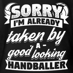 Funny Handball Handballer Shirt Already Taken - Short Sleeve Baby Bodysuit