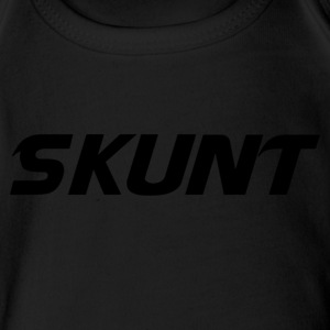 SKUNT - Short Sleeve Baby Bodysuit