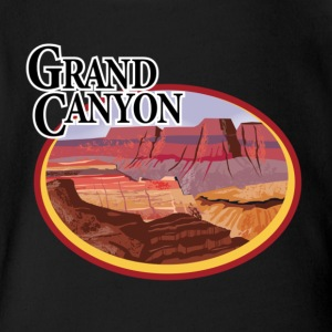 Grand Canyon - Short Sleeve Baby Bodysuit