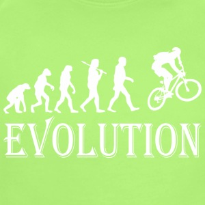 Evolution Cycling - Short Sleeve Baby Bodysuit