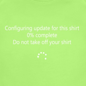 Windows 10 Updates Shirt - Short Sleeve Baby Bodysuit