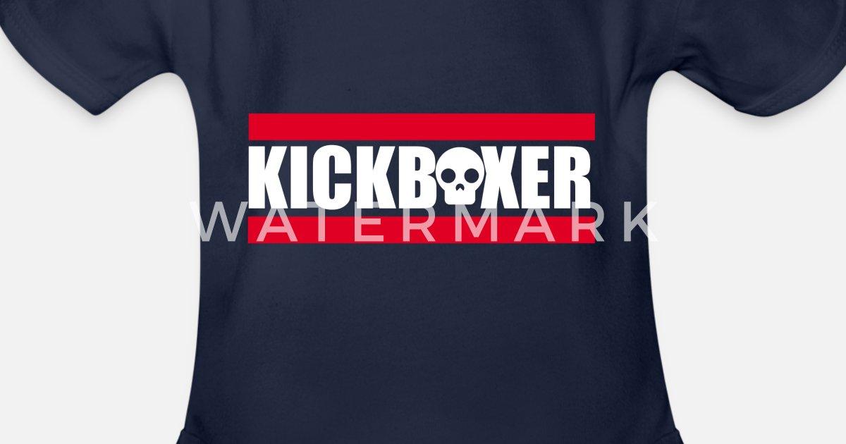 167cff33a7a56 kickboxing Organic Short-Sleeved Baby Bodysuit
