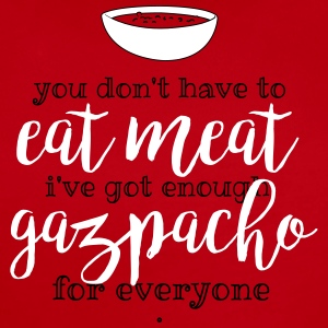 i've got enough gazpacho for everyone - Short Sleeve Baby Bodysuit