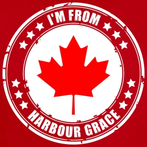 I'm from HARBOUR GRACE - Short Sleeve Baby Bodysuit