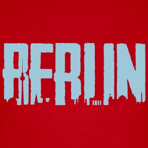 Berlin City - Skyline Shirt - Short Sleeve Baby Bodysuit