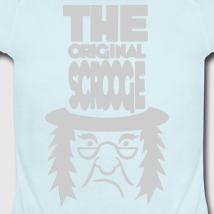 The Original Scrooge - Short Sleeve Baby Bodysuit