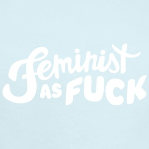 Feminist as Fuck - Short Sleeve Baby Bodysuit