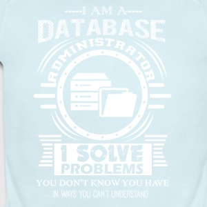 Database Administrator Shirts - Short Sleeve Baby Bodysuit