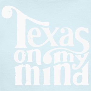 Texas on my mind - Short Sleeve Baby Bodysuit