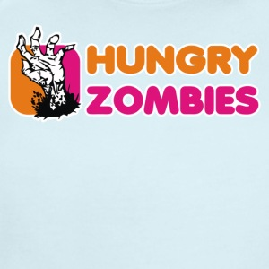 Hungry Zombies - Short Sleeve Baby Bodysuit