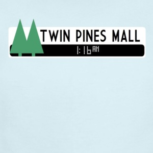 TWIN PINES MALL T-SHIRT - Short Sleeve Baby Bodysuit