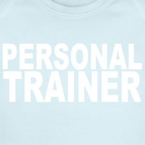Personal trainer - Short Sleeve Baby Bodysuit