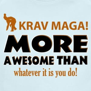 KRAV MAGA DESIGNS - Short Sleeve Baby Bodysuit