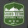 Grand Teton National Park - Women's Hoodie