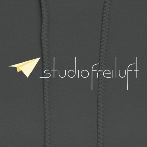 studiofreiluft logo eco shirt design - Women's Hoodie
