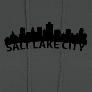 Arc Skyline Of Salt Lake City UT - Women's Hoodie