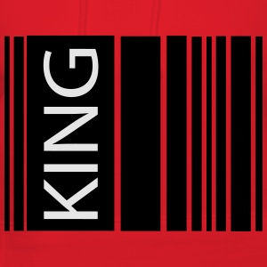 King Bar Code - Women's Hoodie