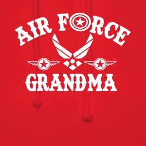Airforce Grandma Shirt - Women's Hoodie