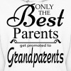 The Best Parents Get Promoted to Grandparents - Women's Hoodie