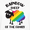 Rainbow Sheep Of The Family LGBT Pride - Women's Hoodie