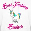 BEST FUCKING BITCHES - Women's Hoodie