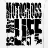 motocross is my life - Women's Hoodie