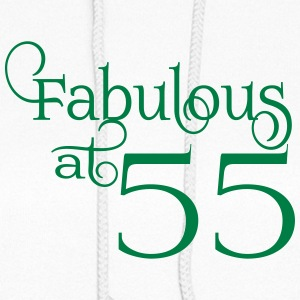 Fabulous at 55 - Women's Hoodie