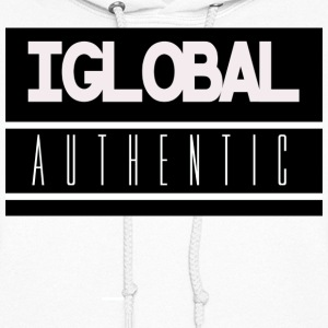 iGlobal Authentic Theme - Women's Hoodie