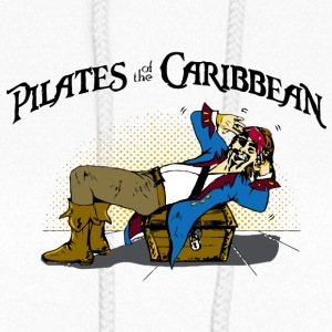 Pilates of the Caribbean - Women's Hoodie