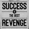 Success Is The Best Revenge  - Women's Hoodie