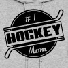 #1 Hockey Mom - Women's Hoodie