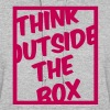 Think Outside The Box - Women's Hoodie