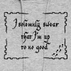 I solemnly swear that I m up to no good - Women's Hoodie