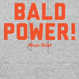 Bald Power! - for the Bald & Proud® - Women's Hoodie