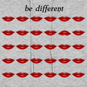 Be different Lips - Women's Hoodie