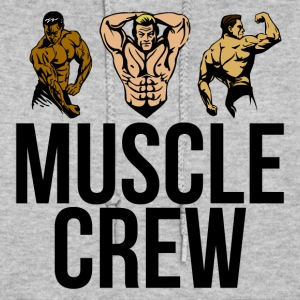 Muscle Crew - Strike a Pose - Women's Hoodie