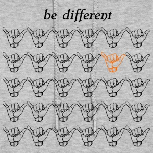 Be different Tranquilo - Women's Hoodie