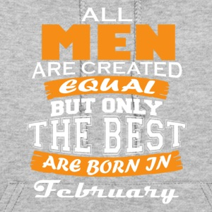 the best are born in february - Women's Hoodie