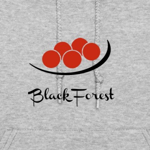 Black Forest Head Cap - Germany Tourist Fan - Women's Hoodie