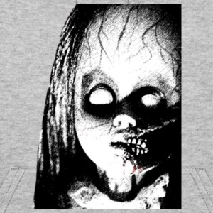 The Scaru Doll Funny Halloween T shirt Pre - Women's Hoodie