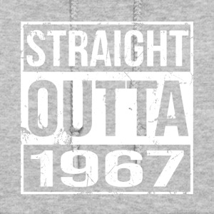 Awesome Since 1967 - Born in 1967 Gifts - Brithday - Women's Hoodie