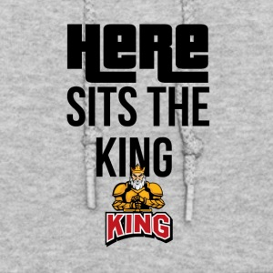 Here sits the KING - Women's Hoodie