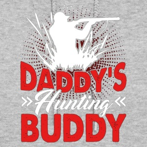 Daddy s Hunting Buddy Funny Shirts - Women's Hoodie