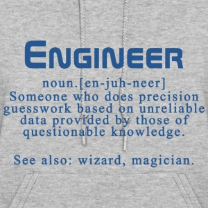 Engineer meaning T Shirt - Women's Hoodie
