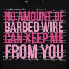 Barbed Wire - Women's Hoodie