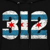 312 Chicago Flag Shirts, Hoodie, Apparel, Clothing - Women's Hoodie