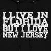 Florida New Jersey Love T-Shirt Tee Top Shirt - Women's Hoodie