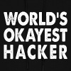 World's Okayest Hacker - Women's Hoodie